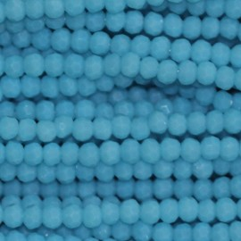 BeauMonde Jewelry - Bead 2 mm round faceted