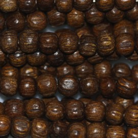 BeauMonde Jewelry - Robles 5 mm approx round bead