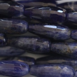 Sodalite 6x16 mm goutte allongée