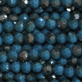 BeauMonde Jewelry - Pearl 4 mm round faceted