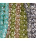 Perles forme baroque 9 mm