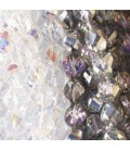 Bead 12 mm large facets