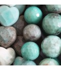 Opal green and opal green/brown Africa