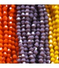 Conical beads 4 mm