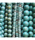 Howlite (nouvelle turquoise)