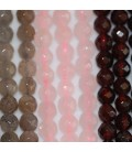 Faceted stones 4 mm