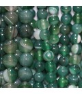 Agate green veined